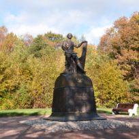 Памятник Петру 1 Сестрорецк