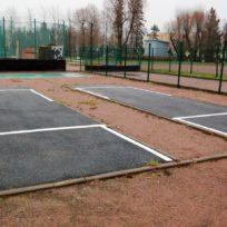Площадка для городков