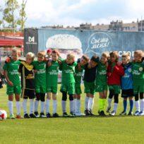 Детская футбольная команда